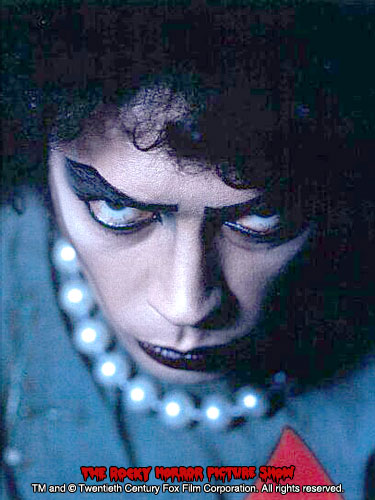 RHPS Photo: Tim Curry as Frank-N-Furter