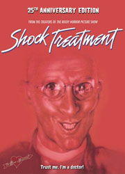 Shock Treatment DVD