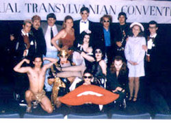The Castle Transylvanians - Cast Photo