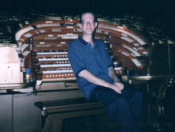 Mike and the Detroit Fox Theatre Wurlitzer Organ