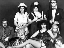 Cedar Lane Cinema cast, 1982